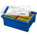 Staedtler Noris HB pencils classroom pack of 1500