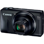 Canon Powershot SX600 HS 16MP Camera Black