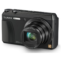 Panasonic Lumix DMC-TZ55EB-K Compact Digital Camera