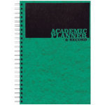 Silvine 4 Period Wire Bound Academic Planner and Record Book