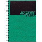 Silvine 4 Period Wire Bound Academic Planner and Record Book