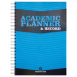 Silvine 6 Period Wire Bound Academic Planner and Record Book