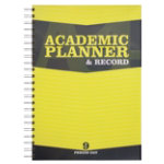 Silvine 9 Period Wire Bound Academic Planner and Record Book