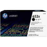 HP 653X Toner Cartridge CF320X Black Extra Capacity