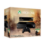 Microsoft Xbox One Console with Titanfall