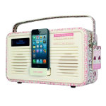 View Quest Retro DAB Radio with Lightning Dock Emma Bridgewater Sampler