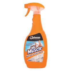 Mr Muscle Professional Bathroom And Toilet Cleaner 750ml