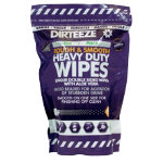 Dirteeze Rough And Smooth Heavy Duty Wipes Re Fill Pouch Pack 80