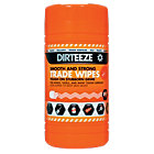 Dirteeze Smooth And Strong Trade Wipes Pack 80