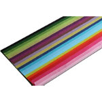 Tissue paper 500mm x 760mm assorted step pack of 20 sheets