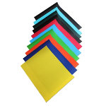 Oversize 225 x 312 mm poster paper assorted pack of 100 sheets