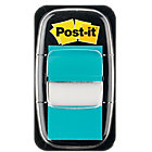 Post it Standard Index Flags Bright Blue 25mm 50 Flags Per Dispenser