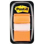 Post it Index Orange Flags 25mm 50 flags per dispenser