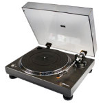 Connected Essentials CET 500 hi fi performance turntable