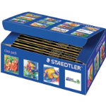 Staedtler Noris HB Pencils classpack of 150