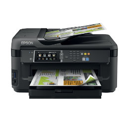 Epson WorkForce WF7610DWF Inkjet 4 in 1 A3 wireless printer