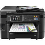 Epson WF 3640DTWF Multifuction Inkjet Printer