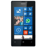 Nokia Lumia 520 Windows 8 phone black 8gb sim free