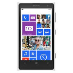 Nokia Lumia 1020 Windows 8 phone white with 4G sim free