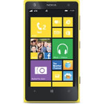 Nokia Lumia 1020 Windows 8 phone yellow with 4G sim free