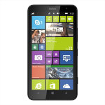 Nokia Lumia 1320 Windows 8 Phone black sim free