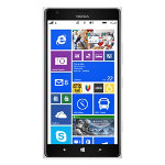 Nokia Lumia 1520 Windows 8 Phone white sim free