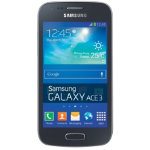 Samsung Galaxy Ace 3 LTE metallic black