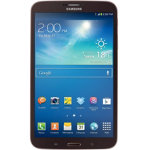 Samsung 8 Galaxy Tab III Wi Fi 16GB Gold Brown