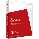 Microsoft Access 2013 32 bit X64 English medialess