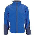 Tungsten Softshell Jacket royal blue size XXL