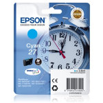 Epson 27 Original standard capacity cyan ink cartridge N A