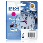 Epson 27 Original magenta ink cartridge C13T27034010