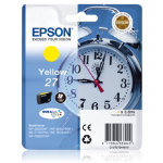 Epson 27 Original standard capacity yellow ink cartridge N A