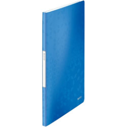 Leitz WOW 20 Pocket Display Book Blue