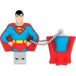 Emtec SH100 Superman USB 20 drive 8GB
