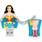 Emtec SH101 Wonder Woman USB 20 drive 8GB