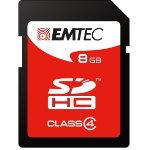 Emtec SDHC Class 4 memory card 8GB