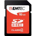 Emtec SDHC Class 4 memory card 16GB