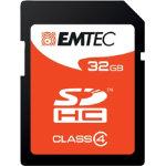 Emtec SDHC Class 4 memory card 32GB