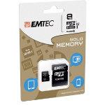 Emtec Micro SDHC Class 10 memory card 8GB
