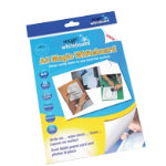 Magic Whiteboard white A4 pack 20