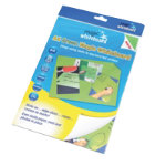 Magic Whiteboard green A4 pack 20