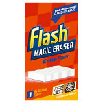 Flash household extra power eraser 2 pack
