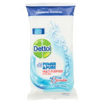 Dettol Power Pure kitchen wipes 72 pack