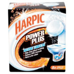 Harpic Power Plus tablets 8 pack