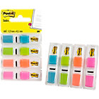 Post it Index Small Flags 4 Colours 13mm 140 flags