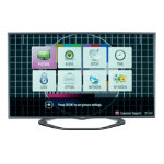LG 50LB580V 50 Smart 1080p LED TV