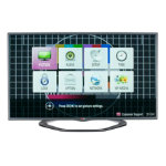 LG LB650V 55 1080p HD 3D Smart LED TV with WEBOS