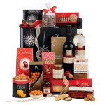 Luxury Christmas fayre gift box