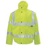 Gore Tex 2 Layer Hi vis Bomber jacket yellow 3XL